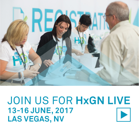 HxGN LIVE 13-16 June, 2017 in Las Vegas, NV